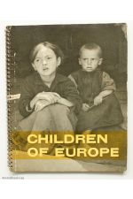 Children of Europe,by David Seymour